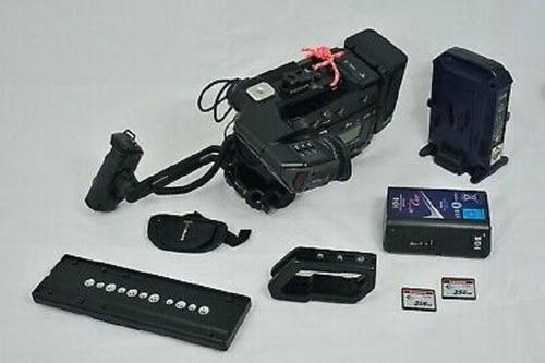 blackmagic design ursa mini pro 4.6k + accessories