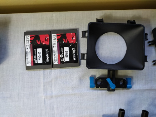 blackmagic production 4k + kit