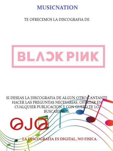 blackpink (discografia)