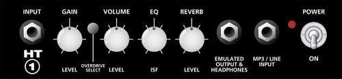 blackstar amplificador de bulbo ht-1r envío gratis
