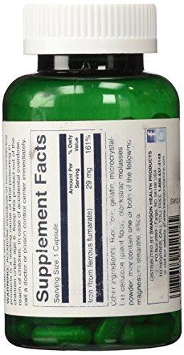 blackstrap melaza con hierro 29 mg 1