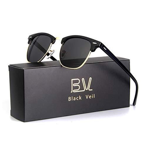 950911a6fc Blackveil Gafas De Sol Semi Sin Montura Polarizadas... - $ 33.990 en ...