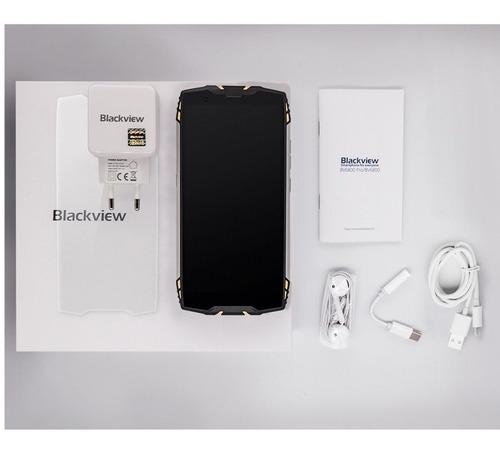 blackview bv6800 pro - celular resistente mineros / motorola