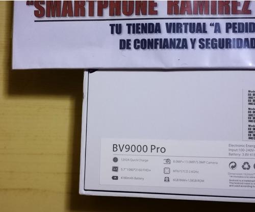 blackview bv9000 pro 6gb ram 128gb nuevo a pedido