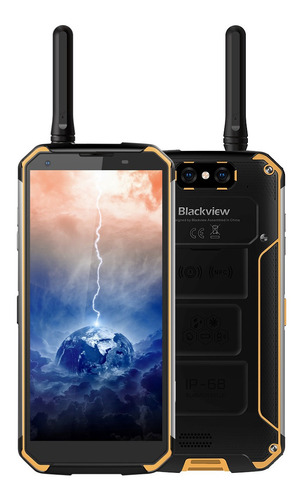 blackview bv9500 pro - gps dualsim 4g office android 8 / blu