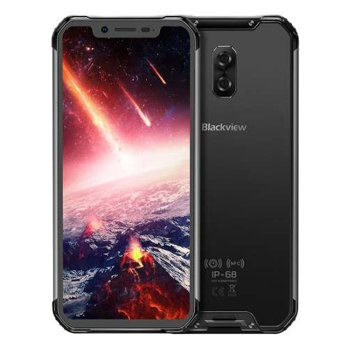 blackview bv9600 pro - resistente a golpes 2019 / mejor asus