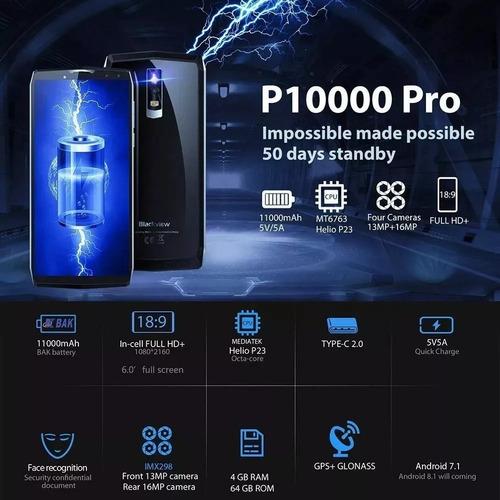 blackview p10000 pro 5.99 promoção ate 13/10