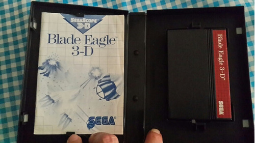 blade eagle 3d sega master sistem