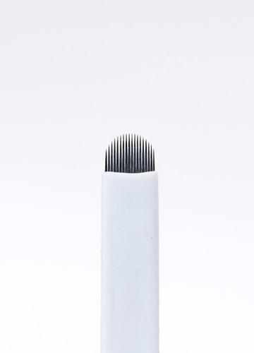 blade u shape microblading forma u 18 pins navaja micropigme