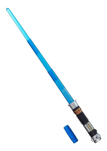 bladebuilders star wars espada láser azul obi wan kenobi