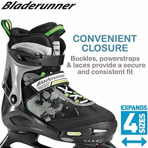 bladerunner ice de rollerblade micro ice junior ajustable ne