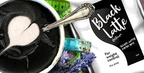 blake latte mix drink  bebida para adelgazar hendel rusia