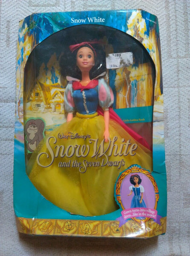 blanca nieves disney classics