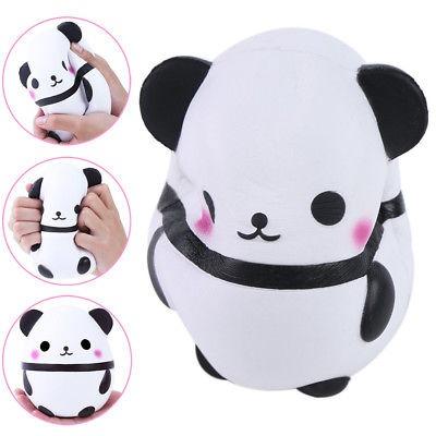 Blandita Enorme Panda Lindo Muñecas Kawaii Crema Perfumada L