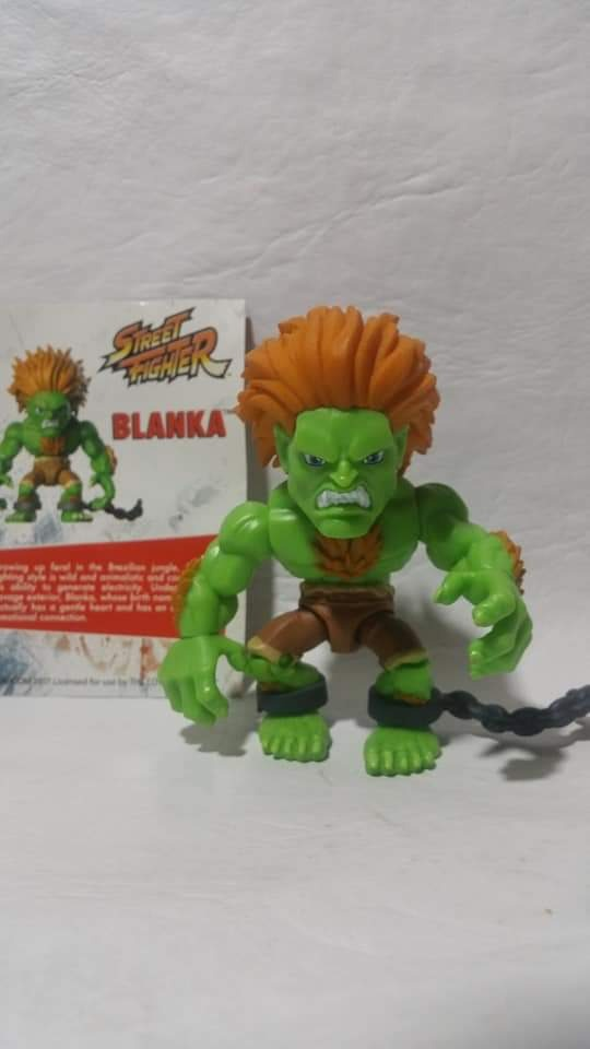 blanka street fighter the loyal subjets czs18 600 00 en mercado
