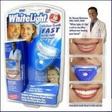 blanqueador de dientes, whitelight, original de tv