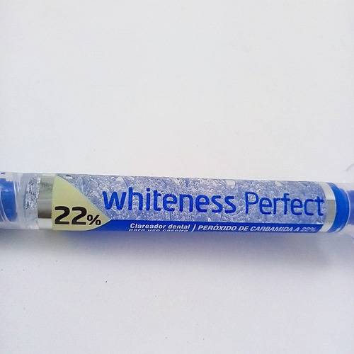 blanqueador de dientes whiteness perfect 22 % fgm 1 novacekd