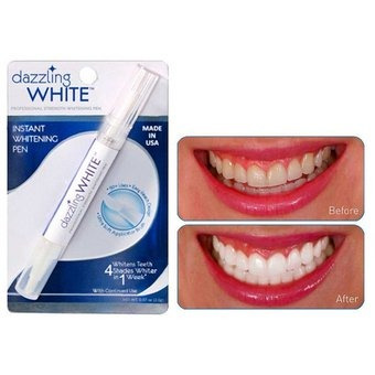 blanqueador dental dazzling white