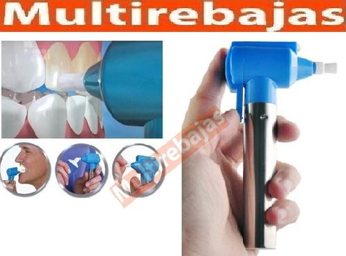 blanqueador dental pulidor de manchas sin dolor