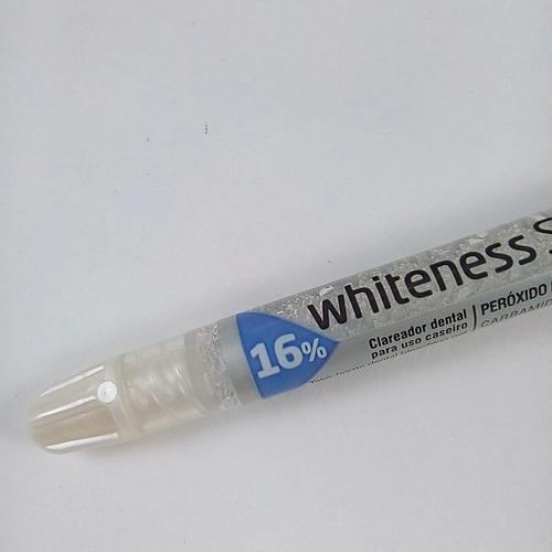 blanqueador dental whiteness simple 16% fgm 5  novacekdental
