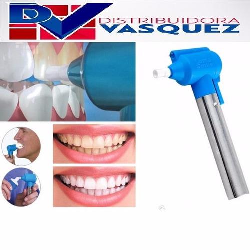 blanqueador pulidor de dientes kit completo luma smile