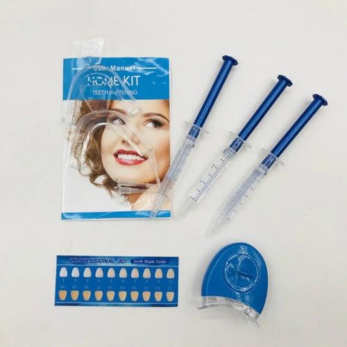 blanqueamiento de dientes 44% de peróxido garantizado