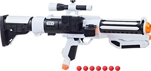 blaster nerf rival stormtrooper de star wars
