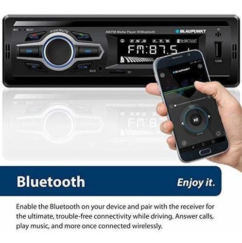 blaupunkt toronto am / fm receptor de medios - bluetooth, fa
