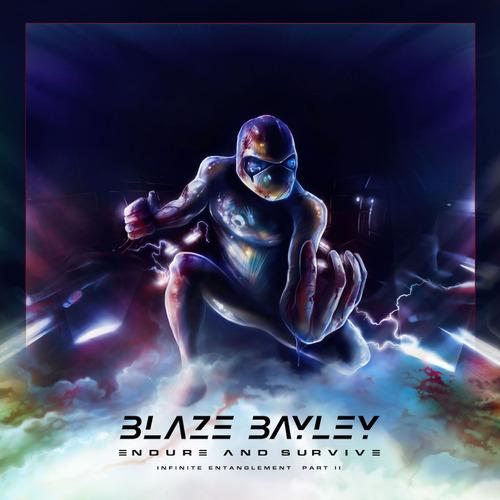 blaze bayley endure and survive i. e. part ii cd nuevo