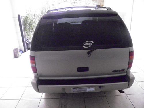 blazer 1998 4.3 v6 dlx 5p c/kit gás