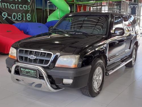 blazer 2.4 mpfi 4x2 8v gasolina 4p manual