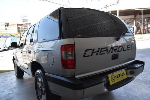 blazer 2.4 mpfi advantage 4x2 8v gasolina 4p manual
