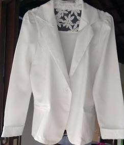 9f84b68f56 Blazer Com Detalhes Em Rendas - Blazer para Feminino no Mercado ...