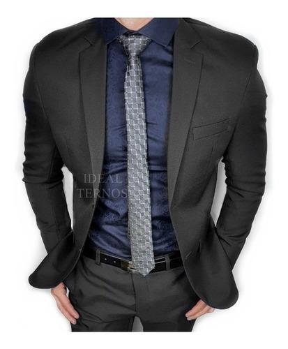 blazer + calça masculino 2em1 slim 2 botões preço de atacado