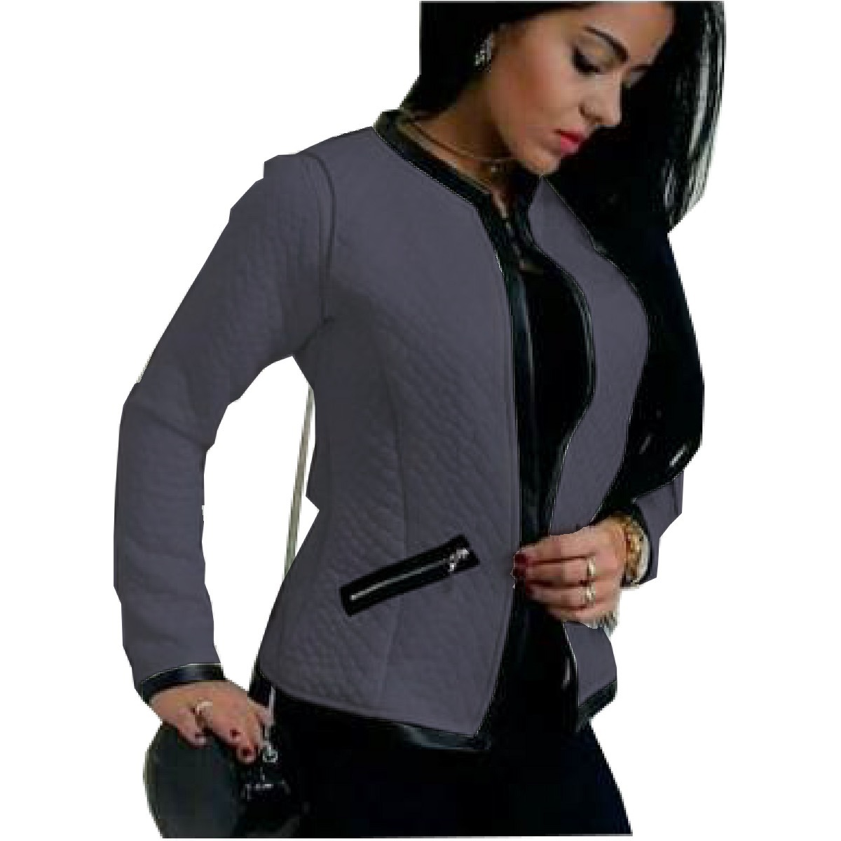 81fb3ac42 blazer casaco jaqueta matelassê feminino inverno · blazer casaco feminino. blazer  casaco feminino. 8 Fotos