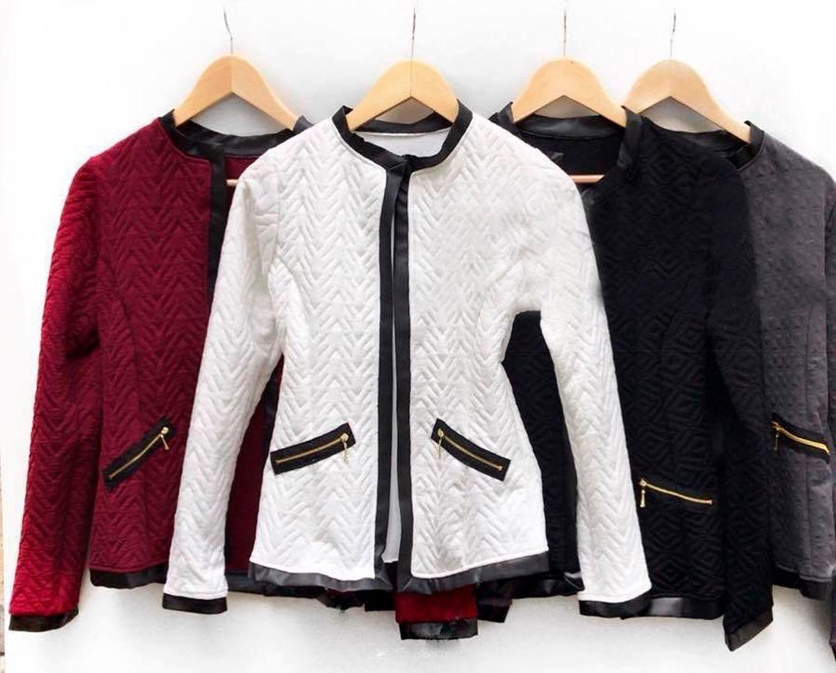 49f75ddb4 blazer casaco jaqueta matelassê feminino inverno roupas. Carregando zoom.