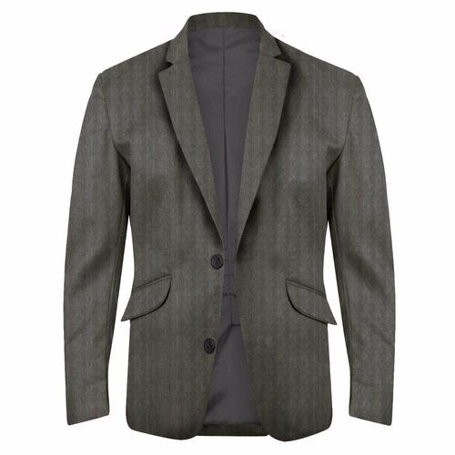 blazer casual hombre slim fit en promoción, envío gratis