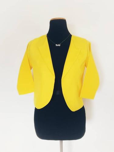 blazer chaqueta para dama forrados