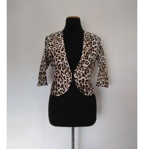 blazer chaquetas estampadas para dama forrados