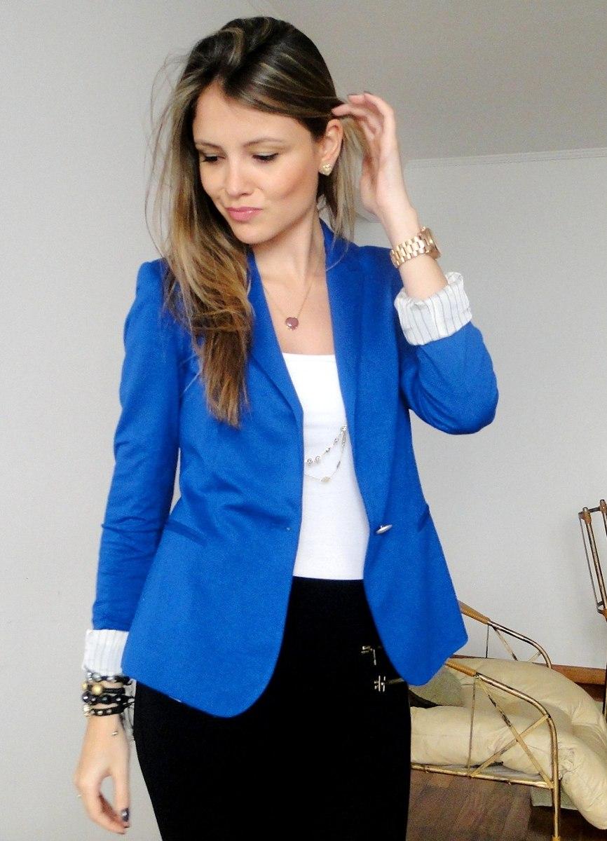 Excelentes Blazer Originales Importadas Zara Chaquetas YbIfv67yg