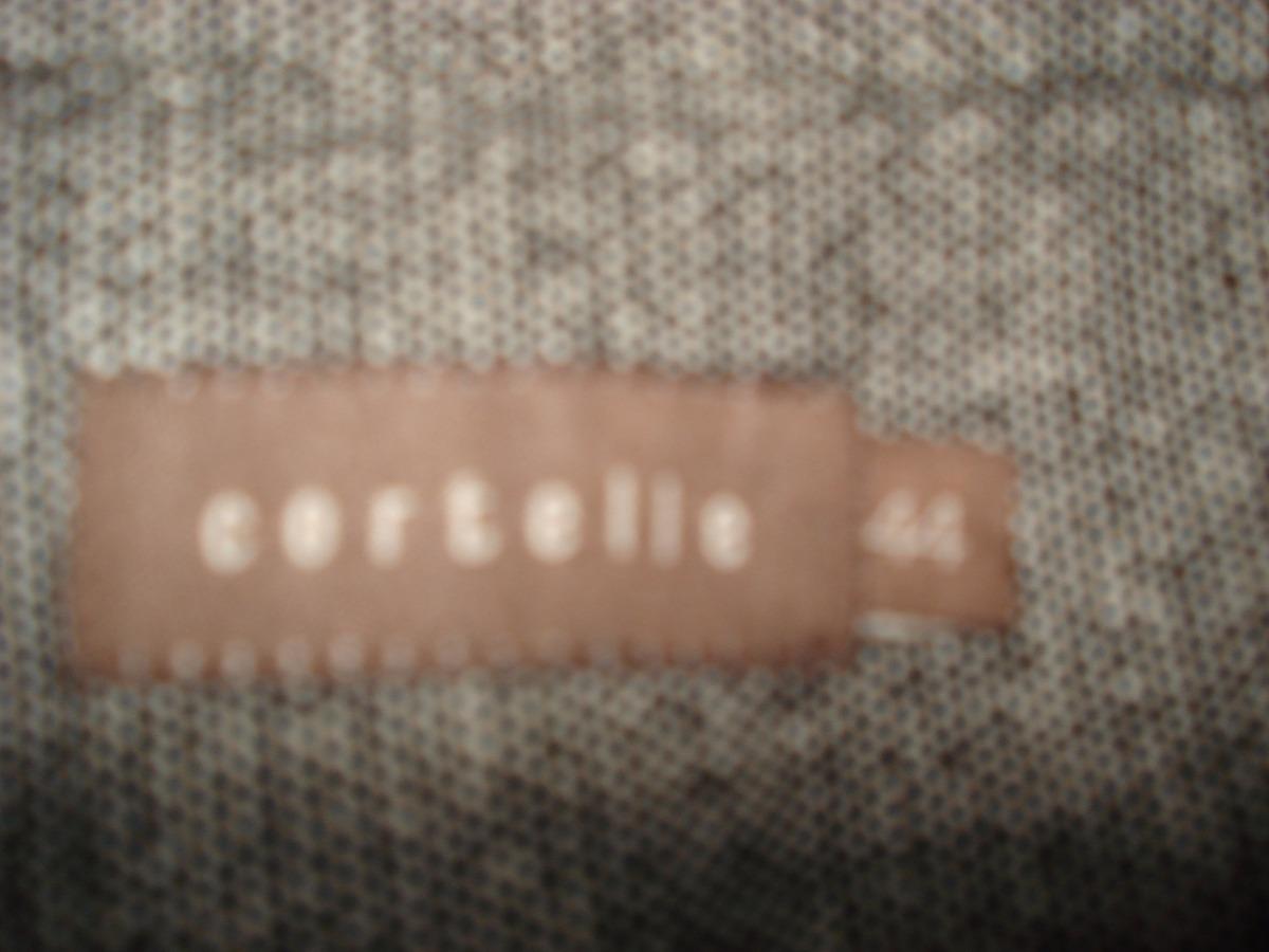 741ebadde0 blazer de lã da cortelle ( renner) tam 44. Carregando zoom.