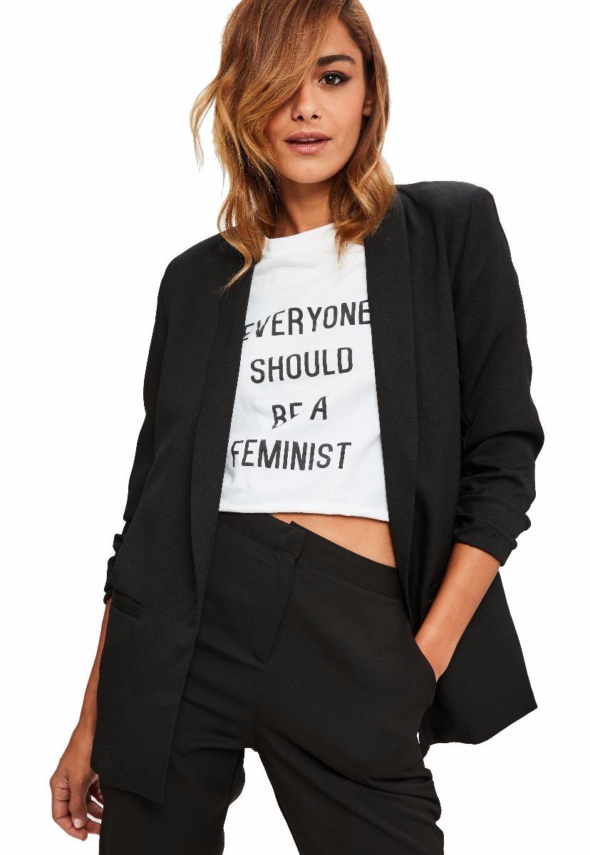 material seleccionado envío complementario buena textura Blazer mujer negro mercadolibre – Artículos populares de moda