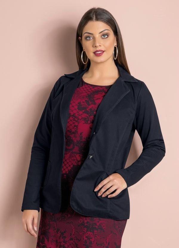 76d30933ac blazer feminino casaco social sarja plus size frete grátis. Carregando zoom.