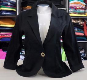 188d9e72a4 Blazer Feminino Poliamida - Calçados