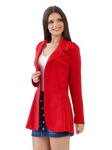 blazer feminino max sobretudo longo casaco varias cores 2019