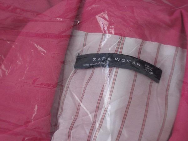 313033fbfa Blazer Feminino Rosa Da Zara   Casaquinho Forrado Barato - R  68