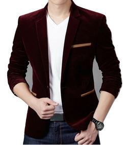 muchas opciones de buscar el más nuevo precio especial para Blazer Hombre Chaqueta Elegante Saco Excelente Calidad