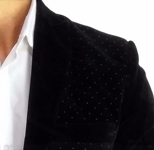 blazer hombre slim fit moda europa