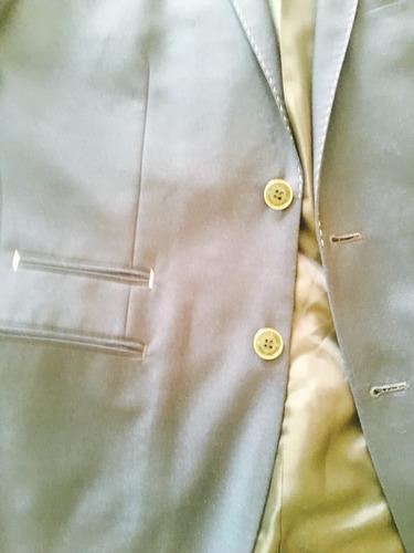 blazer hombre talla 46 (azul)