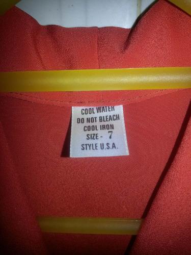 blazer importado para dama